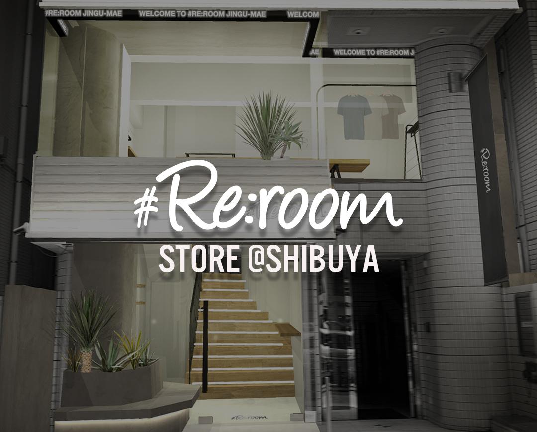 #Re:room STORE@SHIBUYA