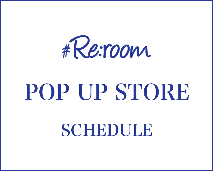 POP UP STORE  SCHEDULE