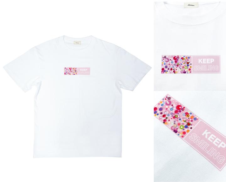 新型コロナウイルス感染拡大防止チャリティTシャツを期間限定で発売